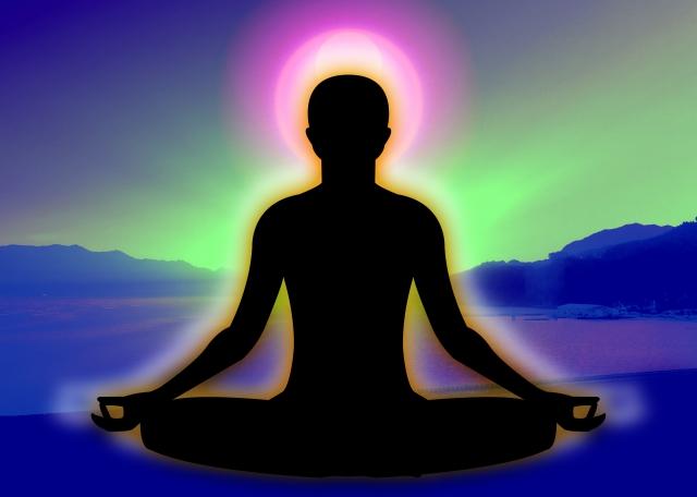 瞑想の姿勢